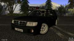 Subaru Forester Turbo 1998 для GTA San Andreas