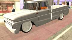 Chevrolet C10 1966 Low Gray
