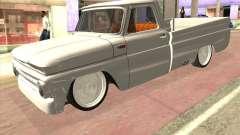 Chevrolet C10 1966 Low Gray