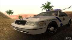 Ford Crown Victoria Arkansas Police для GTA San Andreas