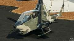 Bell AH-1 Cobra для GTA 4
