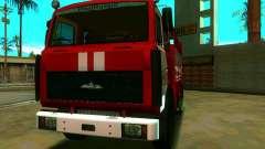 МАЗ 533702 АЦ-2,5–40