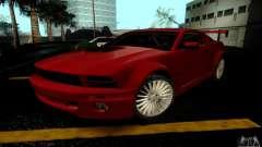 Ford Mustang GT для GTA San Andreas