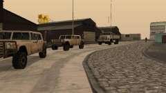 Ожившая военная база в доках V3.0