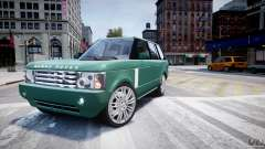 Range Rover Vogue для GTA 4