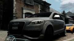 Audi Q7 V12 TDI Quattro Updated