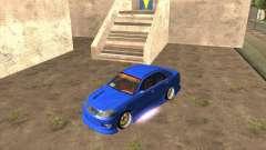 Toyota JZX110 make 2