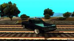 Ford Pampa Ghia 1.8 Turbo для GTA San Andreas