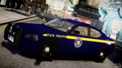 Dodge Charger New York State Trooper CHGR-V2.1M [ELS] для GTA 4