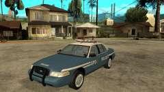 2003 Ford Crown Victoria Gotham City Police Unit для GTA San Andreas