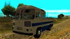 ПАЗ 672.60 Открытый для GTA San Andreas
