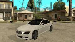 BMW M6 Coupe V 2010 для GTA San Andreas