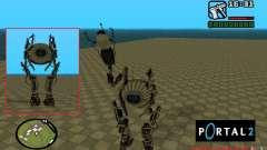 Robot из Portal 2 №1