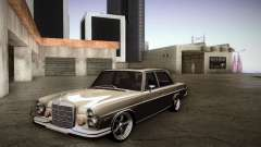 Mercedes Benz 300 SEL - Custom RC3D Edit для GTA San Andreas