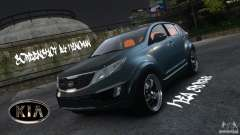Kia Sportage 2010 v1.0 для GTA 4