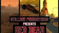 Red Dead Desert 2012 для GTA 4