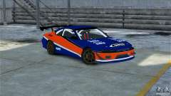 Nissan Silvia S15 Tokyo Drift V.2 для GTA 4