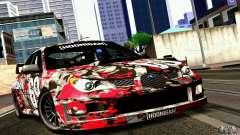 Subaru Impreza WRX STi Gymkhana