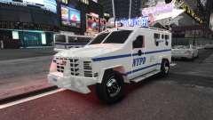 Lenco Bearcat NYPD ESU V.2 для GTA 4