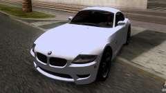 BMW Z4 M Coupe для GTA San Andreas