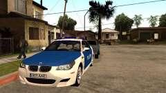 BMW 5-er Police