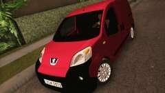 Peugeot Bipper для GTA San Andreas