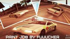 Paintjob for Elegy для GTA San Andreas