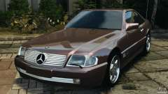 Mercedes-Benz SL 500 AMG 1995 [Final] для GTA 4