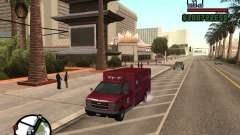 Скорая помощь из GTA IV