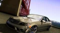 Mercedes-Benz C36 AMG для GTA San Andreas