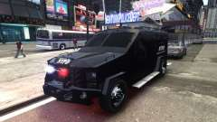 Lenco BearCat NYPD ESU V.1 для GTA 4