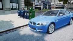 BMW M3 E92 2008 v.2.0 для GTA 4