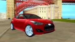 Hyundai Veloster Turbo v1.0 для GTA San Andreas