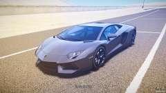Lamborghini Aventador LP700-4 [EPM] 2012 для GTA 4