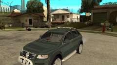 Volkswagen Touareg V10TDI 4x4 для GTA San Andreas