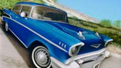 Chevrolet Bel Air 4-Door Sedan 1957