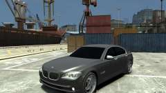 Bmw 750 LI v1.0 для GTA 4