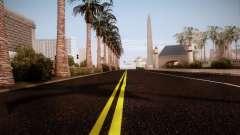 New Roads v1.0 для GTA San Andreas