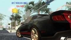 Star ENBSeries by Nikoo Bel SA-MP для GTA San Andreas