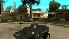 БТР из GTA IV