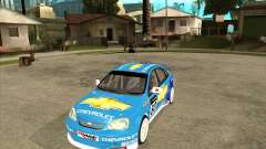 Chevrolet Lacetti WTCC
