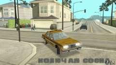 Dodge Diplomat 1985 Taxi