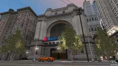 Bank robbery mod для GTA 4