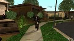 grove skin 1 рангов для GTA San Andreas