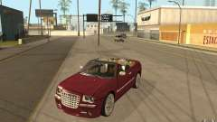 Chrysler 300c Roadster Part2 для GTA San Andreas