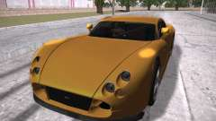 TVR Cerbera Speed 12 для GTA San Andreas