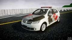 Volkswagen Gol G5 PMSP [ELS] для GTA 4