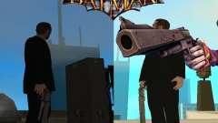 Joker Gun / Пушка Джокера для GTA San Andreas