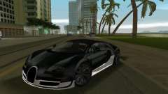 Bugatti Veyron Extreme Sport для GTA Vice City