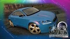 Audi TT 2007 quattro Sport для GTA 4